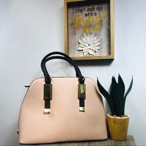 Aldo Pink Large Crossbody Handbag